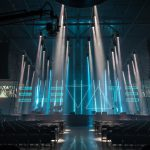 Events United Creates 80' Video Wall Logo For Steubenville East With CHAUVET Professional